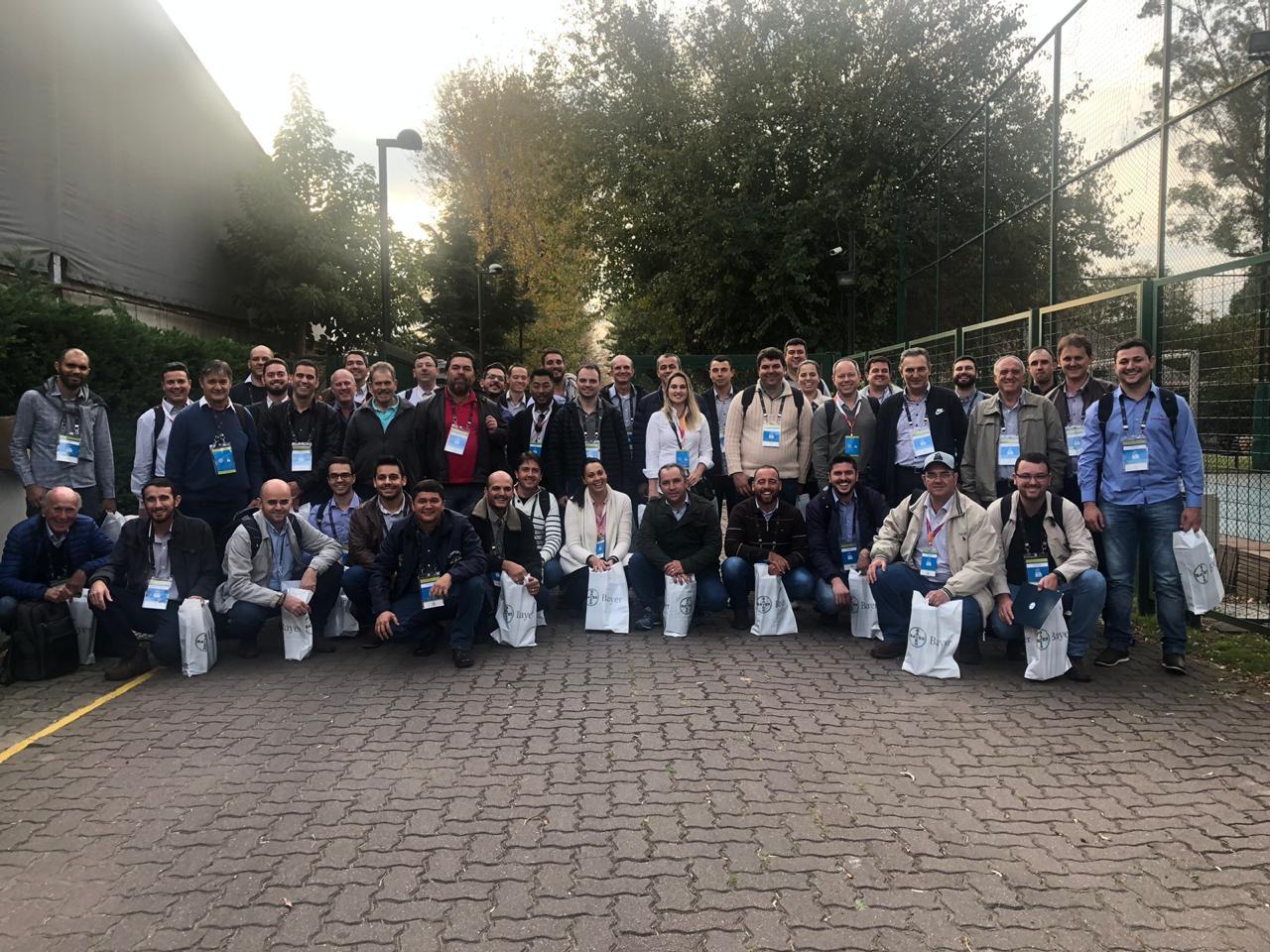 Boa Safra participa de evento da Bayer na Argentina