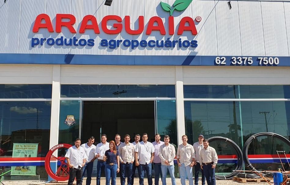 Boa Safra participa de treinamento na Adubos Araguaia, em Itaberaí/GO.