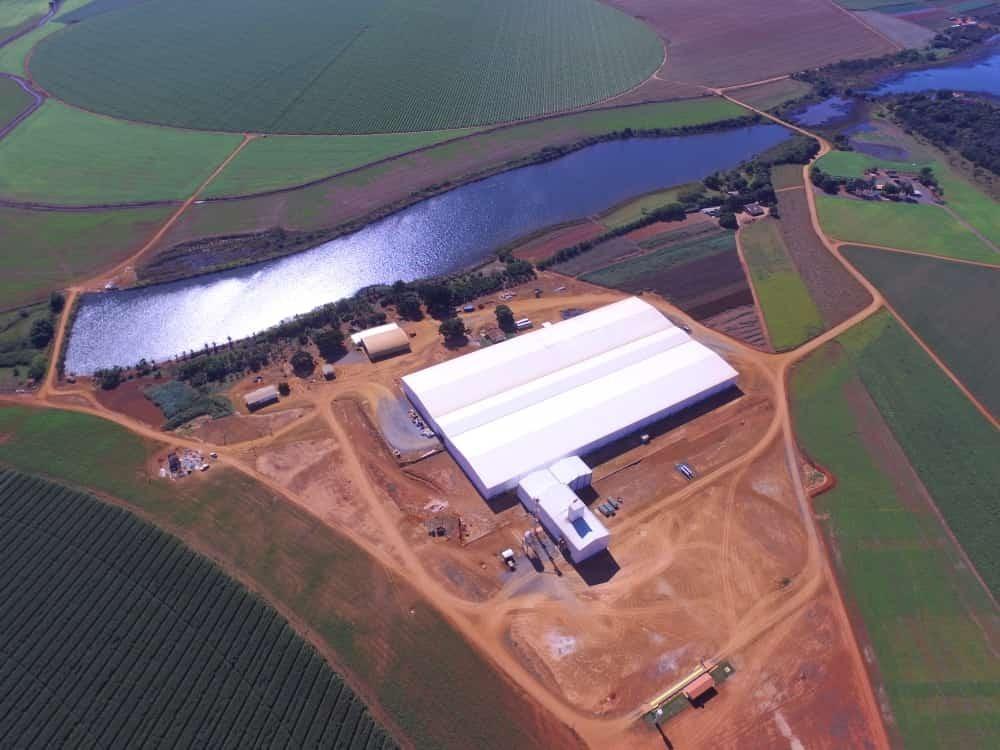 Boa Safra investe em equipamentos e estruturas de alta tecnologia