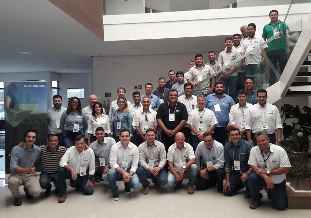 Equipe comercial da Boa Safra participa da Estação Conhecimento, promovido pela Syngenta