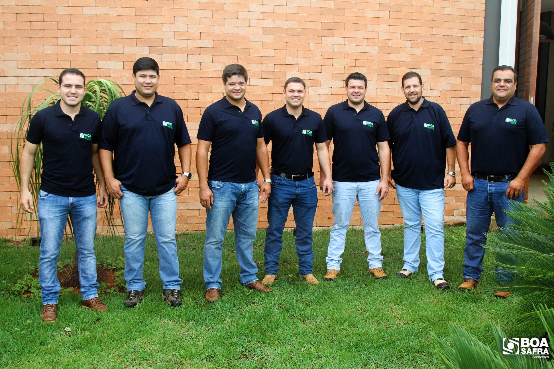 Equipe Comercial da Boa Safra se reúne para o 4º Treinamento Anual de Vendas