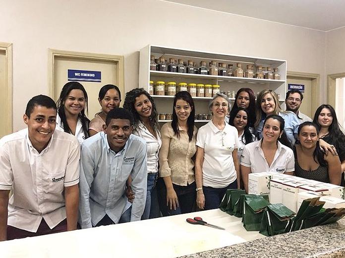 Equipe de laboratório da Boa Safra participa de qualificação
