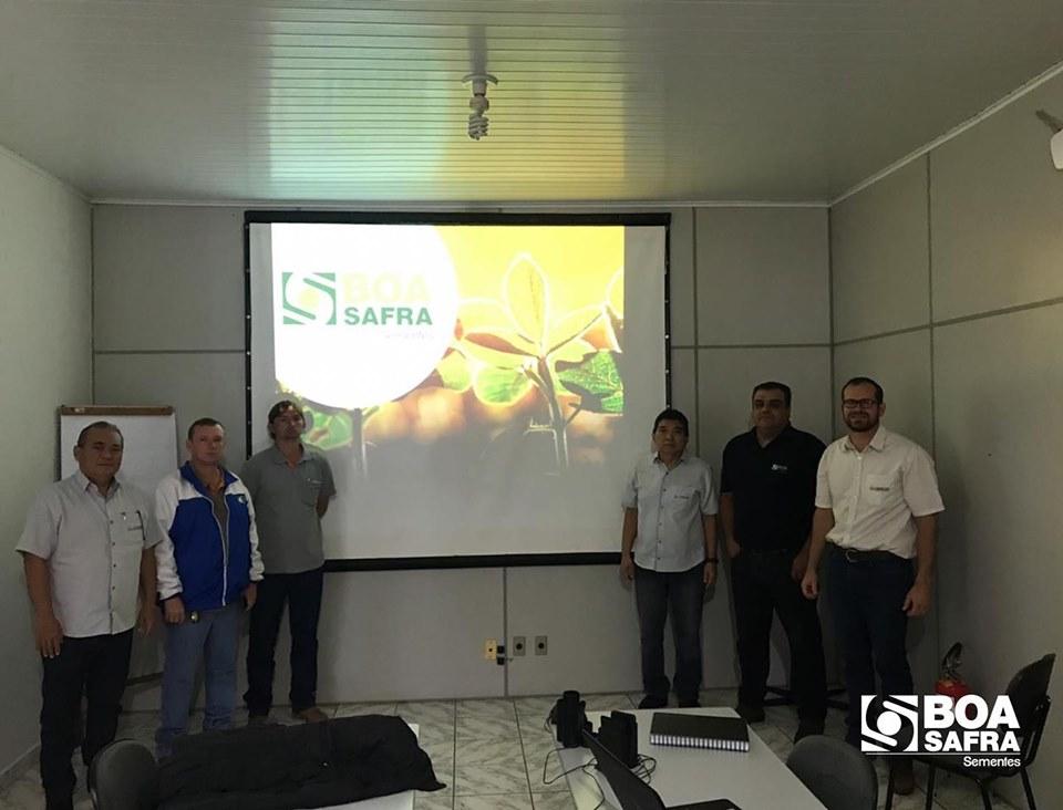 Boa Safra fecha parceria com a revenda Soberana de Votuporanga/SP