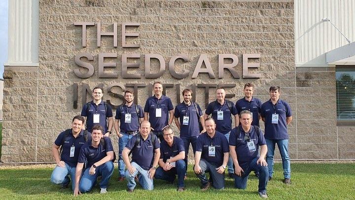 Boa Safra visita Seedcare Institute, em Minnessota/EUA