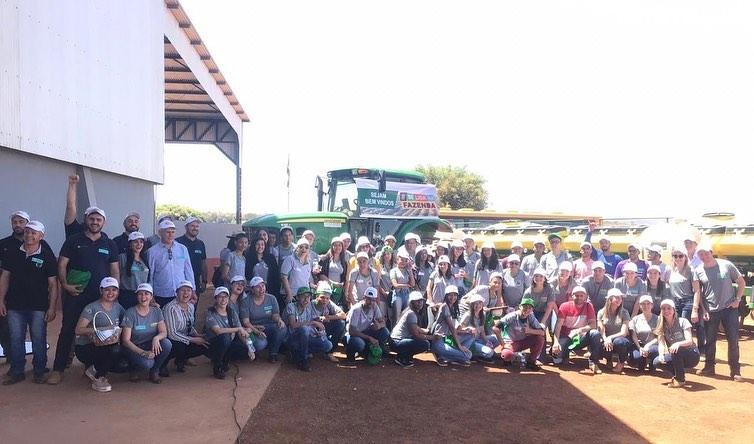 Boa Safra participa do Se Liga na Fazenda