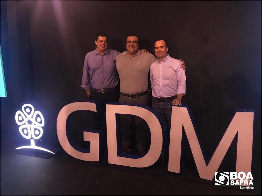 Boa Safra participa da Inauguração do Laboratório Global da GDM, em Cambé/PR