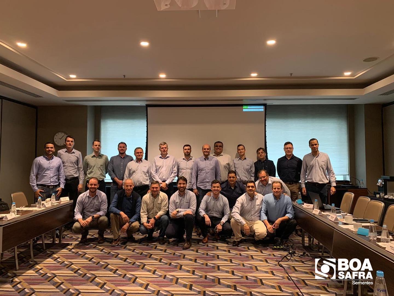 Boa Safra participa da Reunião de Multiplicadores Syngenta
