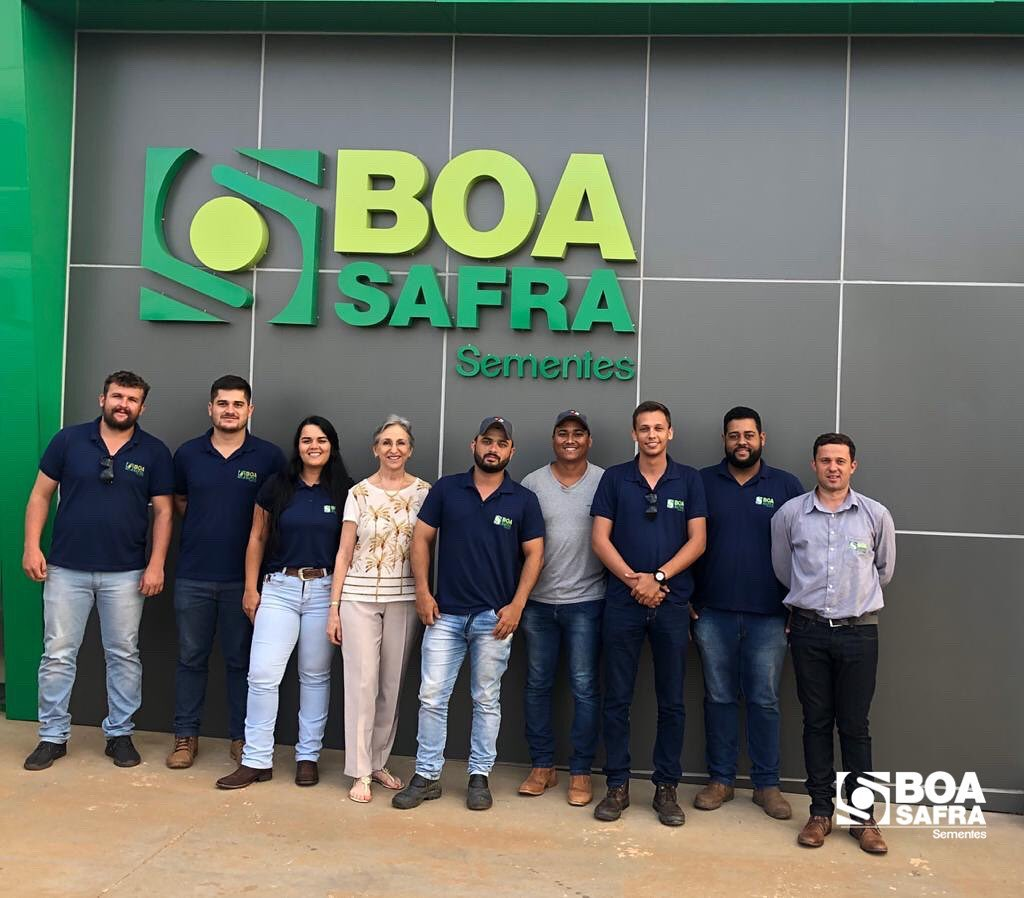 Boa Safra agradece Dra Maria de Fátima Zorato pelos ensinamentos repassados para nossa equipe!