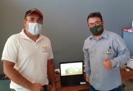 Boa Safra visita novo novo parceiro, Vilar Agronegócio e Pecuária, em Pontes e Lacerda/MT
