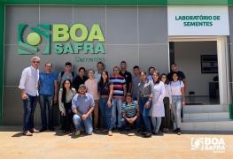 """Boa Safra participa de treinamento sobre """"Práticas de Controle de Qualidade de Sementes"""", (2)"""