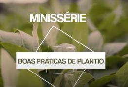 """Minissérie """"Boas Práticas de Plantio"""""""